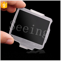 New Fashion For Nikon D80 BM-7 Hard LCD Cover Screen Protector