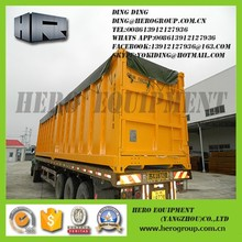 standard large heavy duty steel hook lift container american cargo truck bodies