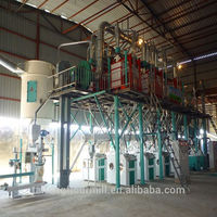 maize processing machine/corn grinding mill