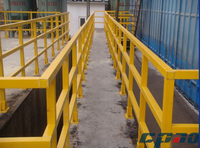 Various Specifications FRP Handrail to Australia