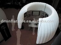 customized shape inflatable structure