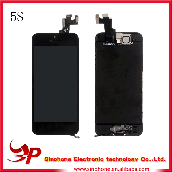 LCD Display Touch Screen Digitizer Replacement For Apple iPhone 5S