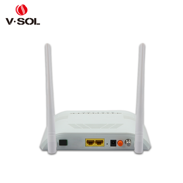 EPON FTTH CATV ONU With Wifi And RF
