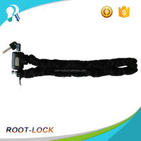 Combination anti-theft bicycle lock bike coded lock
