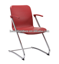 polyurethane office chairs no wheels