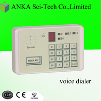 auto equipment automatic cell phone pstn emergency auto dialer AJ-TG911