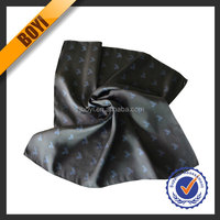 2016 Hot Fashion Mens Twill Silk Scarf 90x90