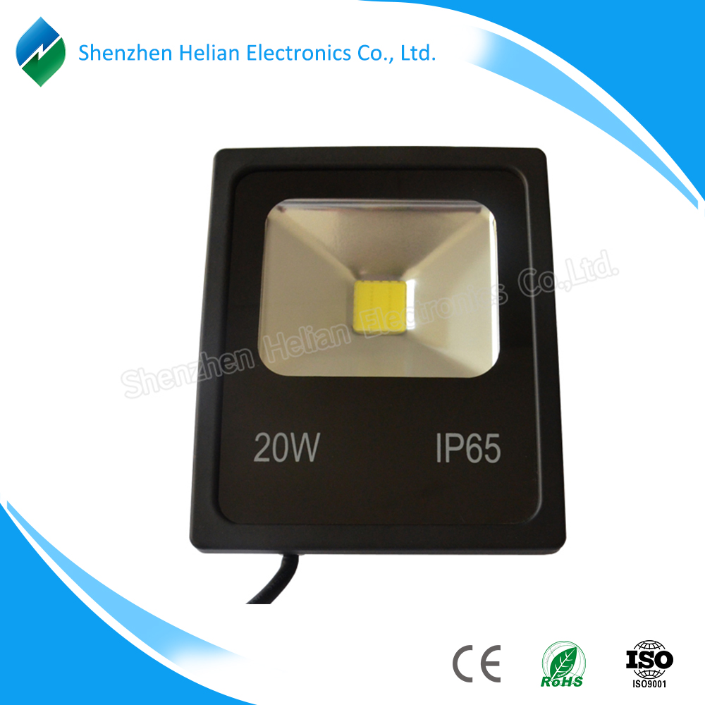High performance external constant current drivers Outdoor 20w led flood light