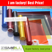 Solar window film tinted with good performance for car or building