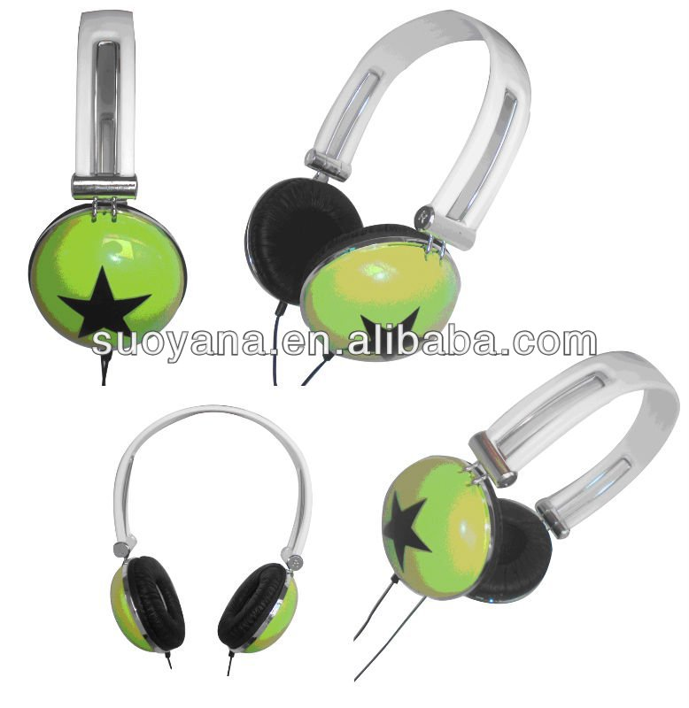 2014 hot sale Headset For MP3 MP4 Player free sample shenzhen factory