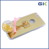 [GGIT] Luxury With Pendant TPU+PC Phone Case For IPhone 6 Cover