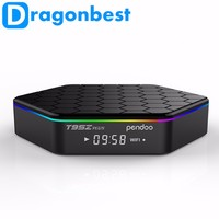 Pendoo T95Z Plus Android 6.0 S912 2g 16g Octa Core Fully loaded kodi addons smart android tv box OTT tv box