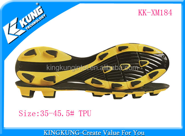 Anti-Slip Shoe Sole Tpu Soccer Outsole