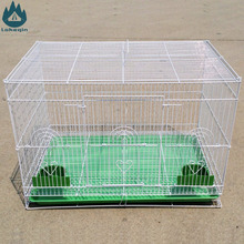 Factory OEM !!! Custom-made and Spot goods Wholesale Iron Wire Bird Cage Hanging small decorative iron wire bird cage wholesale