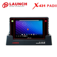 100% Original launch x431 pad ii automotive car diagnostics prices