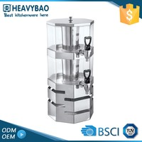 Excellent Quality Stainless Steel Beer Can Liquor Cooling Milk Tea Dispenser