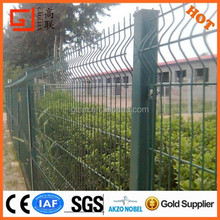 How to install Wire Mesh Fence panels
