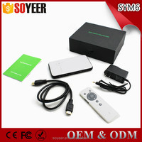 Soyeer Hot Selling High Quality Mini Smart Projector ENY EMP01 Android 4.4 Smart Projector