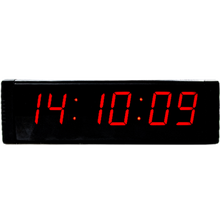 "[Ganxin] 1.5"" Hot Selling Ntp Digital Clock Led Poe With Great Price"