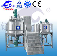 Liquid with Suspended Solids paint mixing machine manufacturers