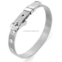 Stainless Steel Wristband Bracelet Fashion Accessory