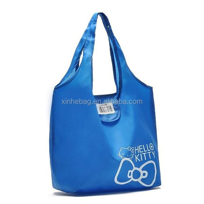 durable large polyester tote bag