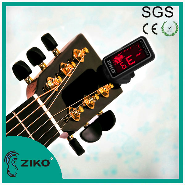 accurate LCD guitar tuner for import musical instruments