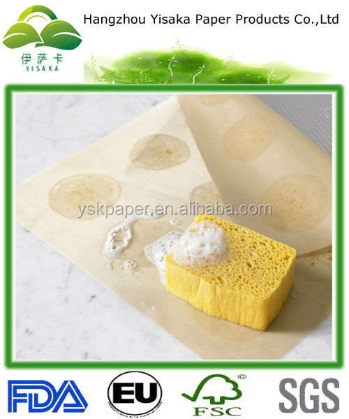 Vegetable Parchment Paper for wrapping soap