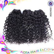 New beautiful cheap 100 percent natural raw virgin remy indian human hair