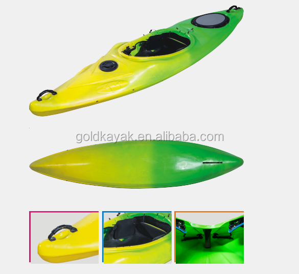 whitewater kayak not hobbie kayak not inflatable kayak