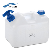 Portable Camping Hiking Outdoor Drinking HDPE Plastic 20L Water Container with Tap