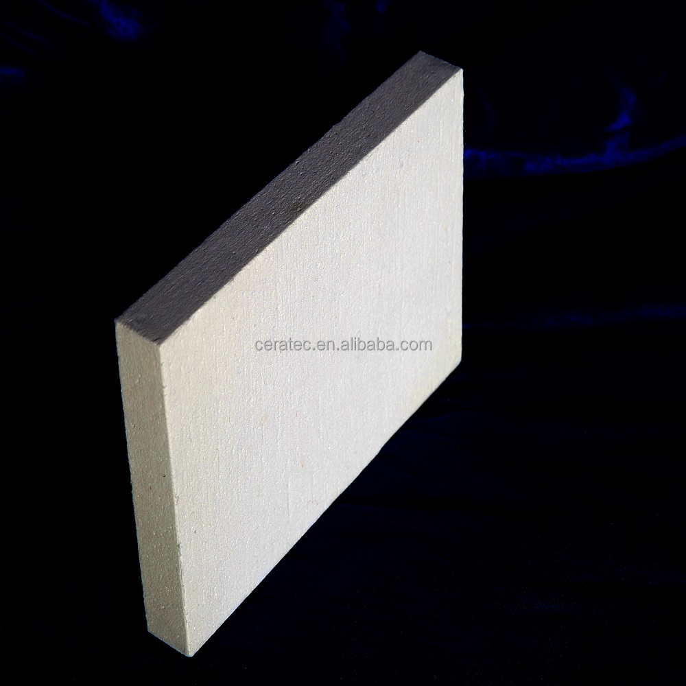 CT aluminum silicate fiber thermal insulation boards for kiln