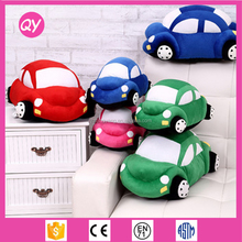 factory supply customized stuffed soft plush car , toy for kids