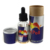 Advanced cylinder essential oil packaging boxes