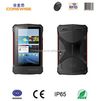 7 inch smart phone with 3g,wcdma,wifi,gps,bluetooth,camera,phone call,rfid,fingerprint,barcode scanner