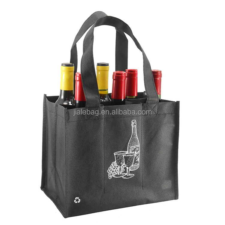quality supplier non woven wine bag