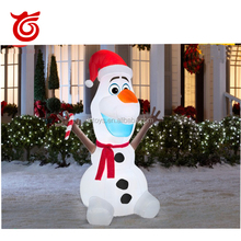 inflatable christmas cute cartoon,Best Quality New Cheap Custom Inflatable Christmas Model Product