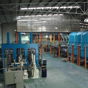 twin screw silicone sealant production automated automatic production line