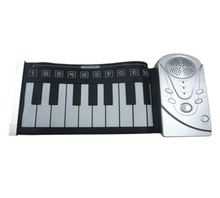 Roll Up Piano Keyboard /Toy Musical Instrument / Education Piano Keyboard