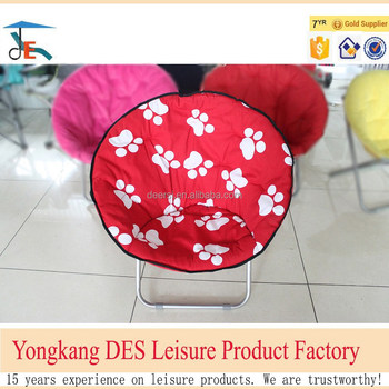Professionally manufacture folding leisure chair for camping