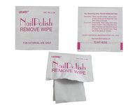 Nail Polish Remove Wipes