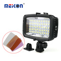 Wholesale 60 LED Video Lamp Light 40M Underwater Photography light for gorpro , canon , nikon ,sony camera