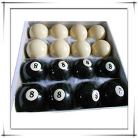 High Quality Billiards 57mm And 52.5mm 8 Pool Ball And White Ball