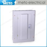 MTE 1 16way commercial electric panel box/electric panel board