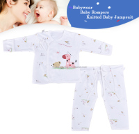 100% Cotton Printed Fabric Infant Wear clothing for baby BB002