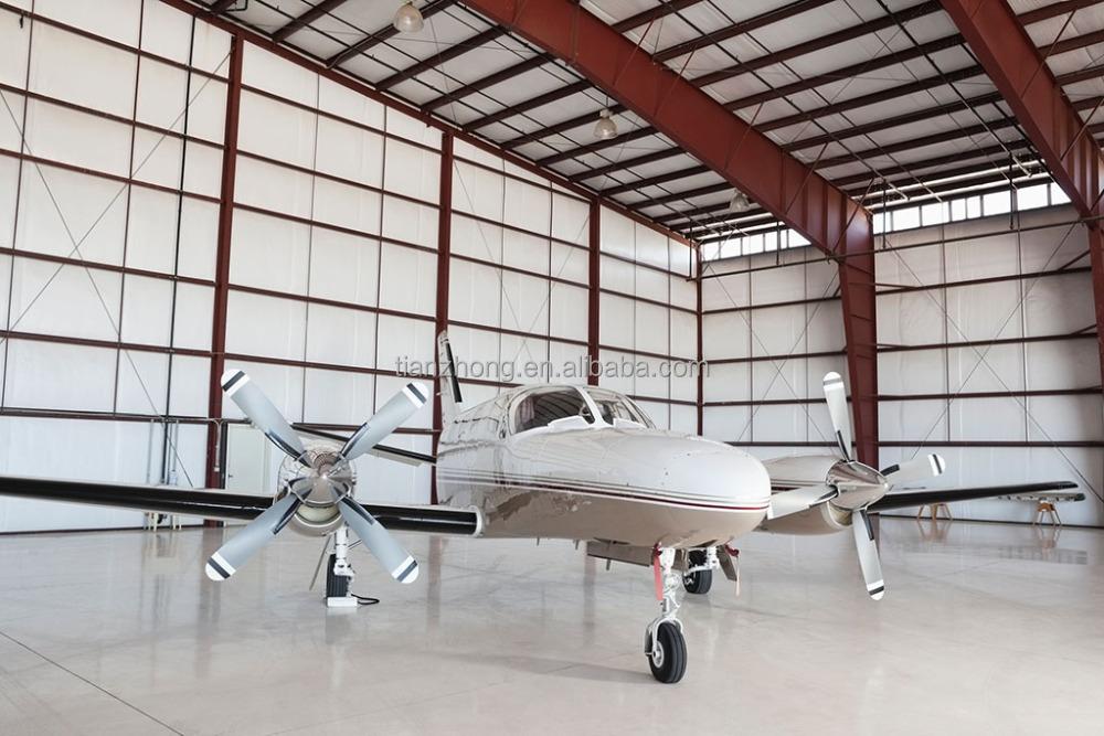 Prefab steel airplane hangar design buy hangar price for Aircraft hanger designs