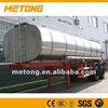 2000L Automatic heating asphalt transportation tank, Bitumen transportation tank truck