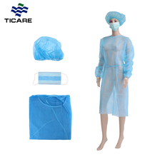 Top Quality Sterile Surgical Gown Disposable