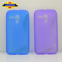 Gel Case Cover for Moto G S Line TPU Cover