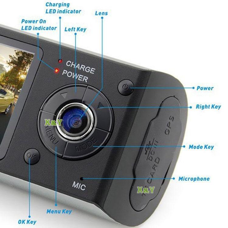 dual camera dvr car inside surveillance car driving recorder xy 3000 buy dual camera dvr car. Black Bedroom Furniture Sets. Home Design Ideas